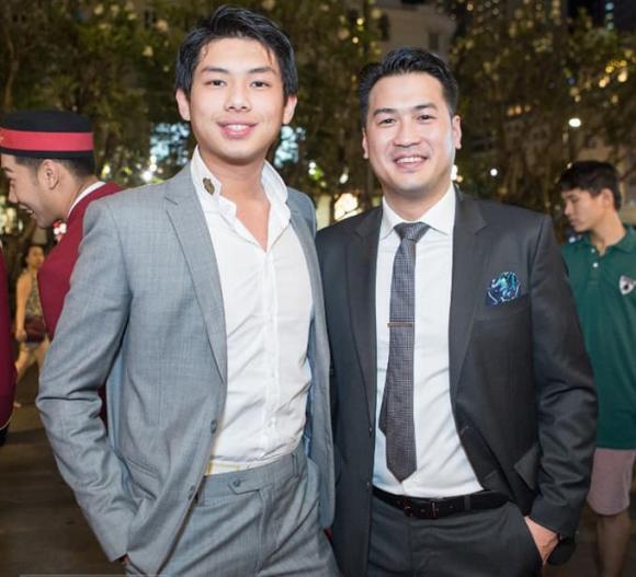 Hiếu Nguyễn, Phillip Nguyễn, bạn trai Hiếu Nguyễn
