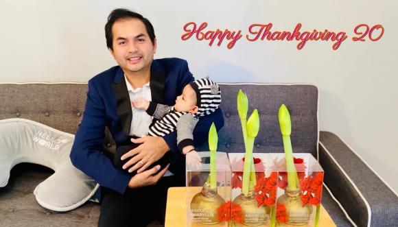 sao Việt ở hải ngoại, lễ tạ ơn, sao đón lễ tạ ơn