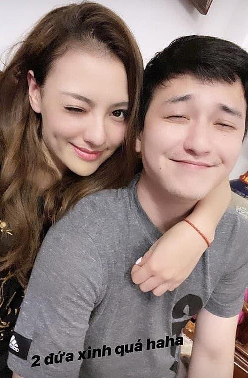 Diễn viên Huỳnh Anh, bạn gái Huỳnh Anh, Kỳ Hân, Hoàng Oanh, Bạch Lan Phương