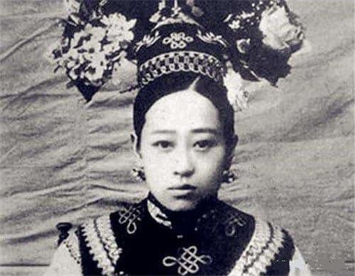 người đẹp Trung Quốc, Khánh Thân Vương Dịch Khuông, nhà Thanh, Từ Hi, từ hy,  Tứ Cách Cách