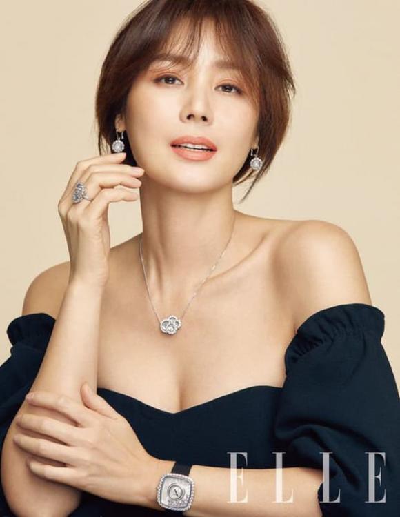 Kim Sung Ryung, mẹ Kim Tan, nhà của Kim Sung Ryung, sao Hàn