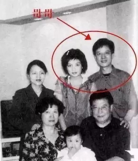Triệu Vy,anh trai Triệu Vy,sao Hoa ngữ