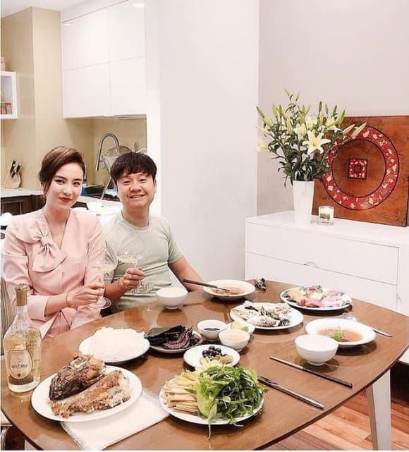 MC Mai Ngọc, chồng MC Mai Ngọc, cô gái thời tiết