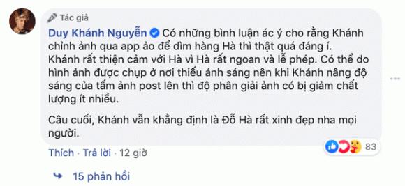 hoa hậu việt nam, Đỗ Thị Hà, sao Việt