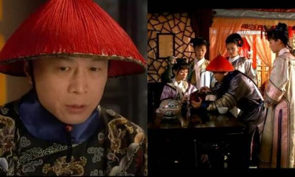 Chân Hoàn truyện, An Lăng Dung, Chân Hoàn