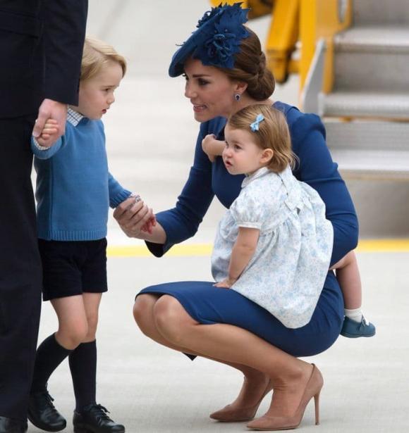 công nương kate, công nương kate hoàng tử william, công nương kate và các con