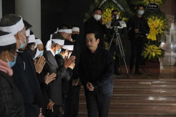NSND Xuân Huyền, sao Việt, đám tang NSND Xuân Huyền