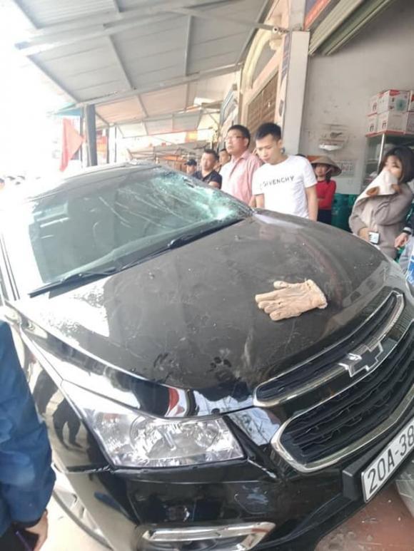 tai nạn giao thông, ô tô tông 2 cha con tử vong, tài xế, bỏ trốn