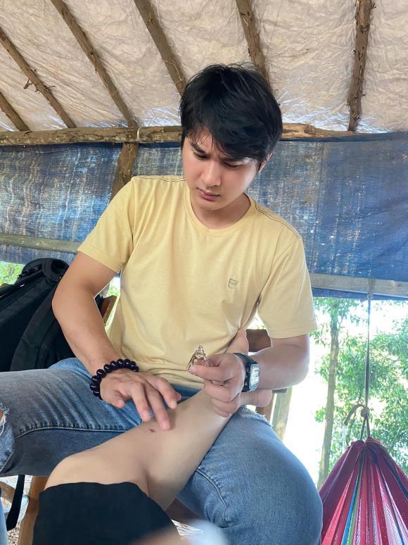 diễn viên Thảo Trang, diễn viên Trương Quang Pháp, sao Việt