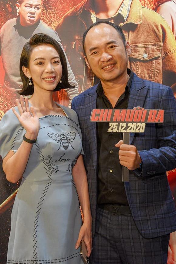 diễn viên Thu Trang, diễn viên Tiến Luật, sao Việt