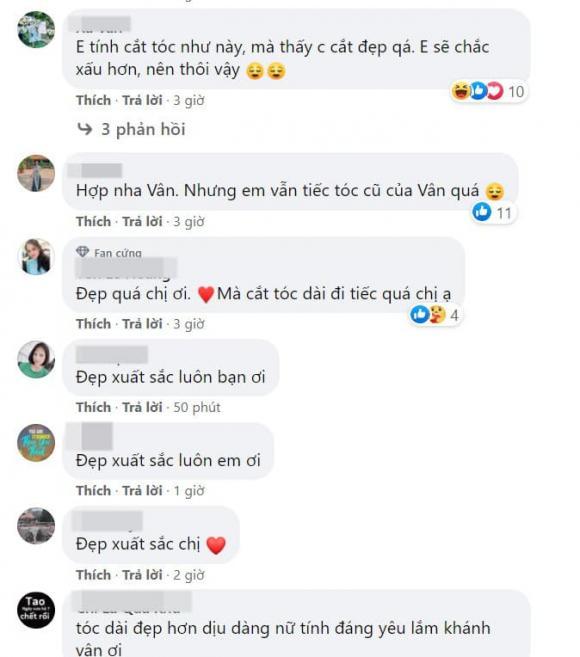 Hoa hậu Hoàn Vũ Việt Nam, Khánh Vân, sao Việt
