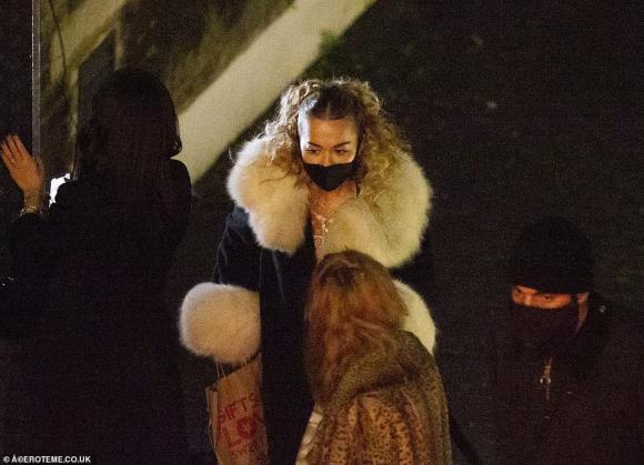 Rita Ora, sinh nhật Rita Ora, Covid-19