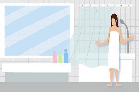 tắm, tắm mấy lần là phù hợp, khi tắm