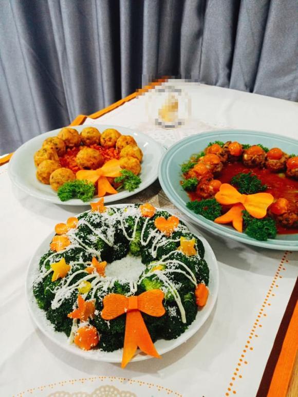 noel, đồ ăn mùa noel, công thức nấu ăn
