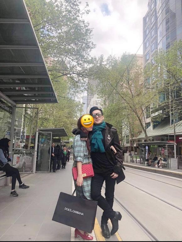 Quang Hà, bạn gái Quang Hà, sao việt