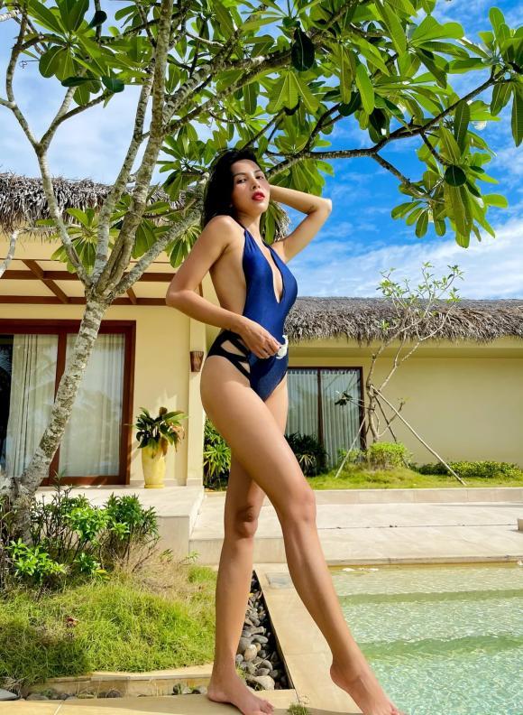 Minh Triệu, Minh Triệu bikini, sao việt
