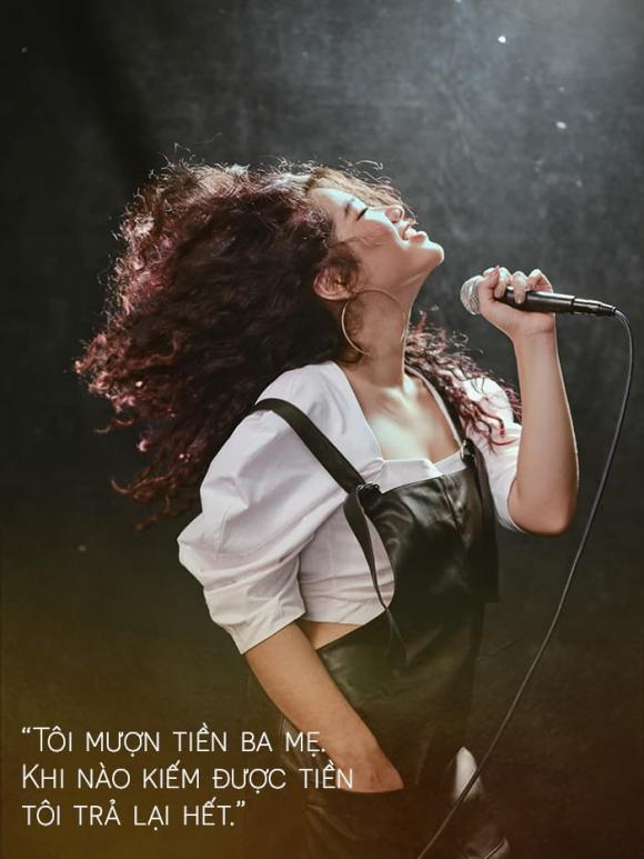 ca sĩ Cẩm Vân, sao Việt, con gái ca sĩ Cẩm Vân