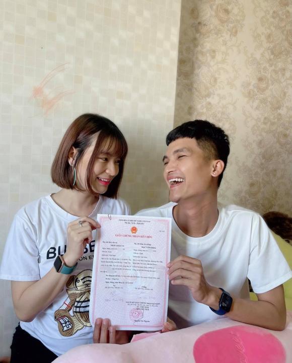 Mạc Văn Khoa, Thảo Vy, kết hôn, nam diễn viên hài,