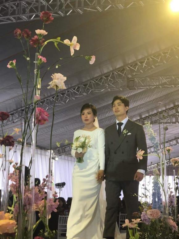 Lương Xuân Trường, đám cưới Công Phượng, Công Phượng
