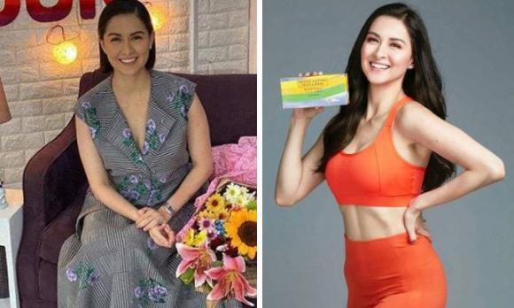 marian rivera, mỹ nhân đẹp nhất Philippines, khuyết điểm