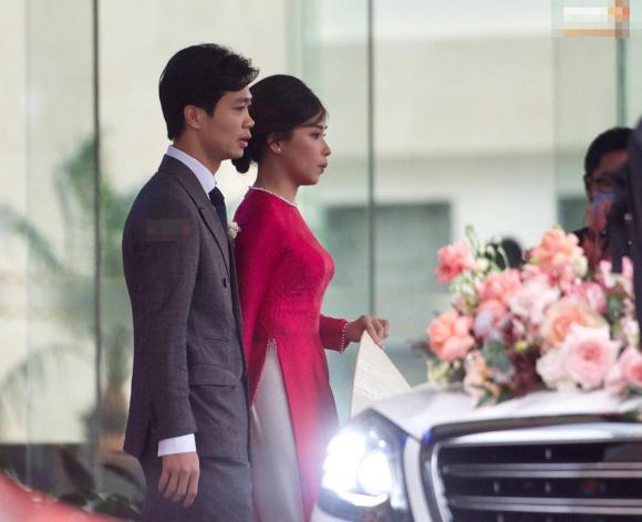 Công Phượng, Viên Minh, đám cưới Công Phượng ở Nghệ An