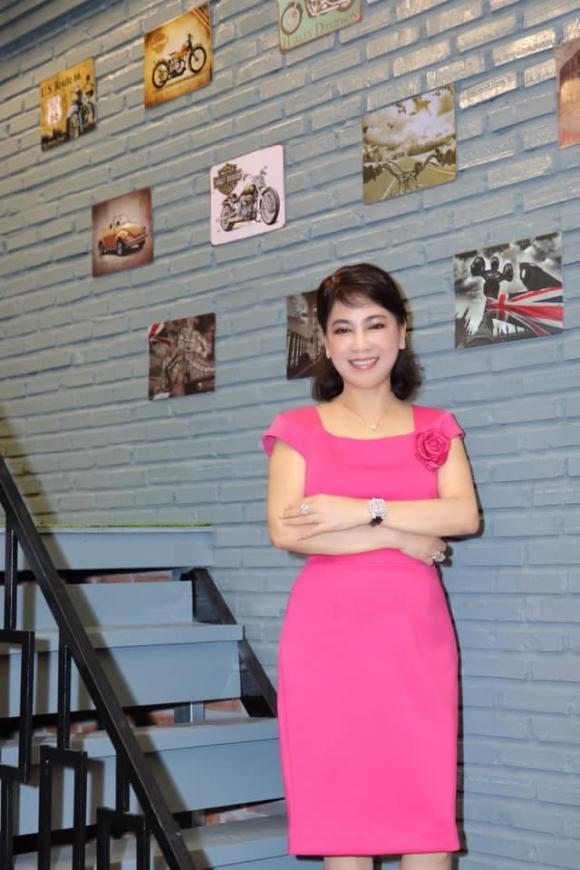 Diệp Lâm Anh, mẹ chồng Diệp Lâm Anh, sao Việt