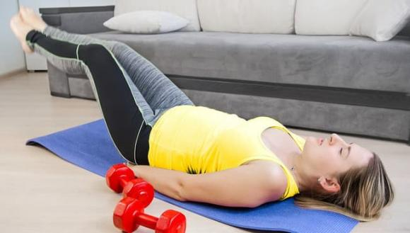 bài tập giảm cân, tập thở, tập thở giảm cân