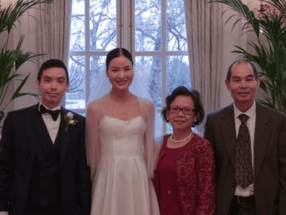 Á quân, Vietnam's Next Top Model, Chà Mi, Sao Việt, ảnh cưới, bất ngờ