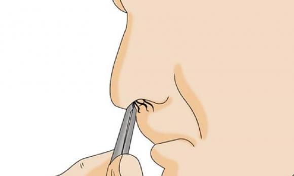 lông mũi, sức khoẻ