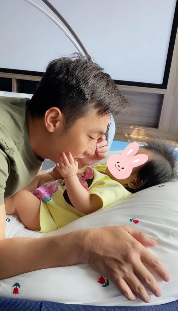 Cường Đôla, Đàm Thu Trang, Suchin, con gái, doanh nhân phố núi