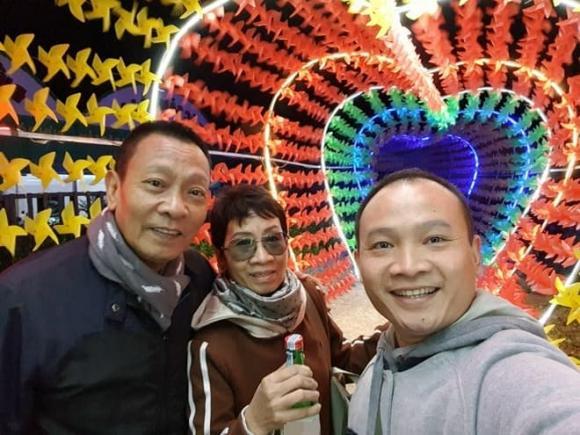 MC Lại Văn Sâm, vợ Lại Văn Sâm, Lại Bắc Hải Đăng