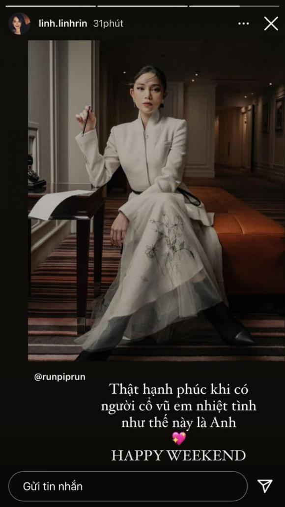 Phillip Nguyễn, Linh Rin, em chồng Tăng Thanh Hà