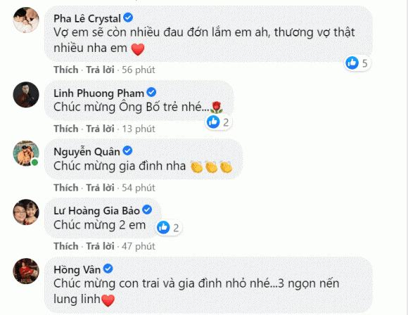 Mạc Văn Khoa, vợ, nam diễn viên, Thảo Vy, hạ sinh,
