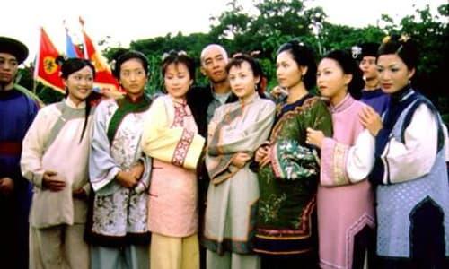 Vi Tiểu Bảo, Lộc Đỉnh Ký, Huỳnh Hiểu Minh, Châu Tinh Trì