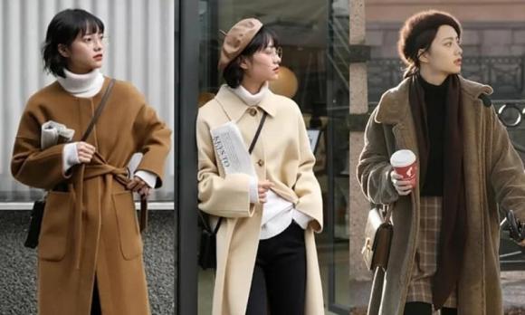 áo khoác, thời trang đông, cách mặc đẹp