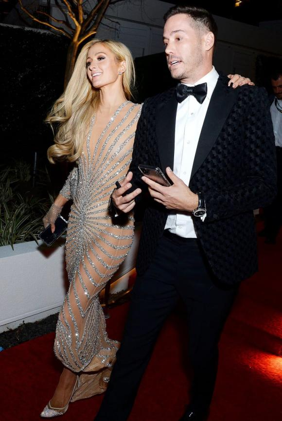 Paris Hilton, bạn trai Paris Hilton, Carter Reum