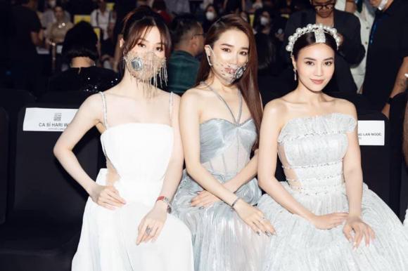 Hari Won, Diễm My 9x, Nhã Phương, Khánh Linh, Trúc Diễm,