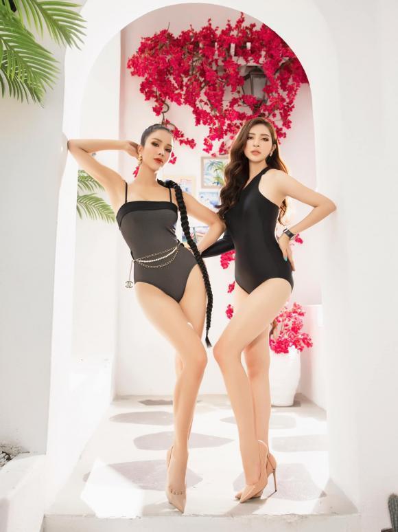 Diệp Lâm Anh bốc lửa khi diện bikini hai mảnh, chứng minh càng sinh con càng đẹp