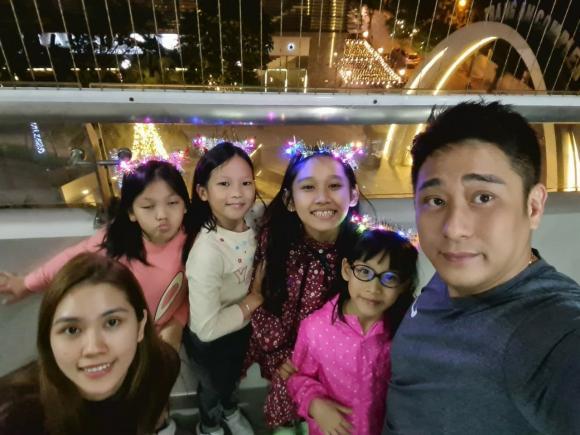 Minh Tiệp, sinh nhật con gái Minh Tiệp, sao Việt