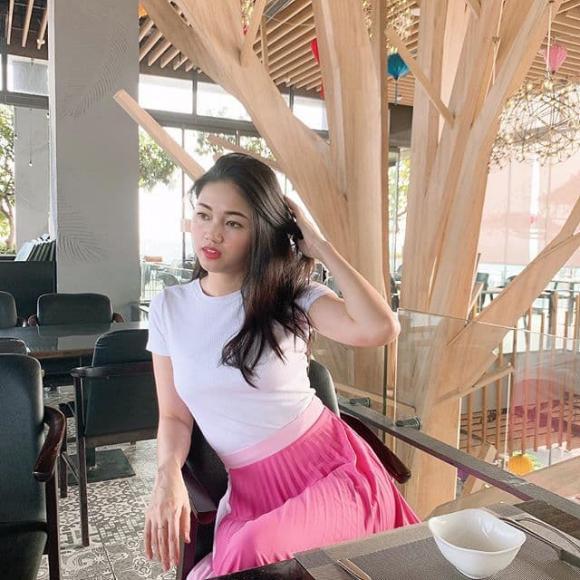 Á hậu Thanh Tú bật mí bí quyết để ngày càng xinh đẹp hậu giảm cân thành công