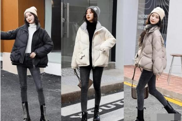 Đây là mẫu áo khoác xuông đẹp nhất năm nay vừa thời trang lại vừa ấm áp, bạn đã sắm chưa