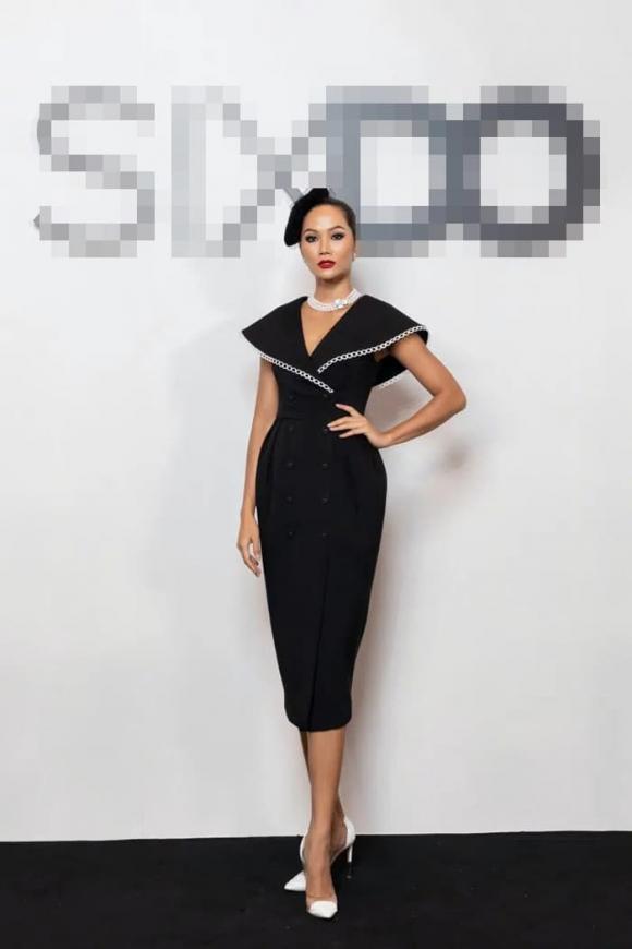 H'Hen Niê, Lan Ngọc, thời trang sao Việt