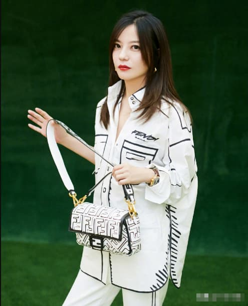 Triệu Vy, thời trang