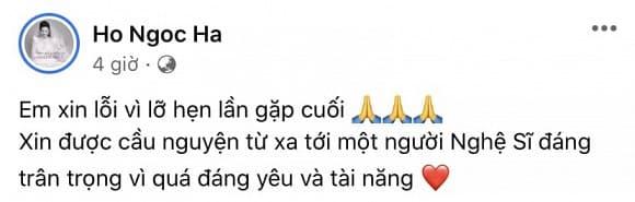 danh hài Chí Tài, ca sĩ Hồ Ngọc Hà, ca sĩ Tóc Tiên, sao Việt