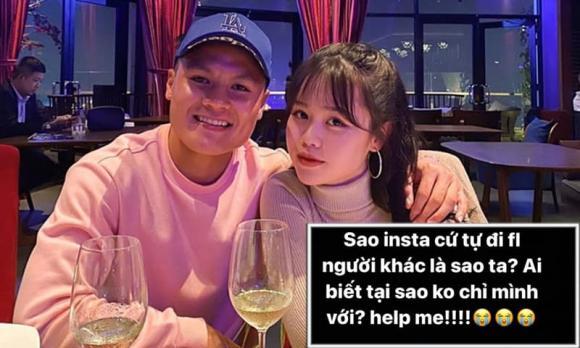Quang Hải, tình cũ Quang Hải, Huỳnh Anh