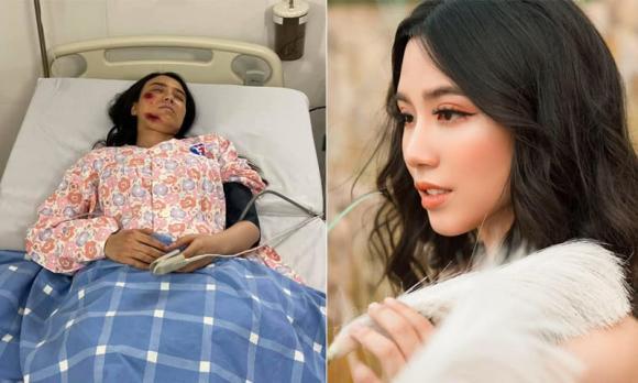 Linh Miu, hot girl, ảnh nóng, hình xăm