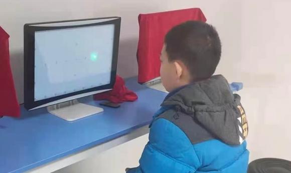 cận thị, bảo vệ mắt cho trẻ, bảo vệ mắt cho trẻ mùa đông