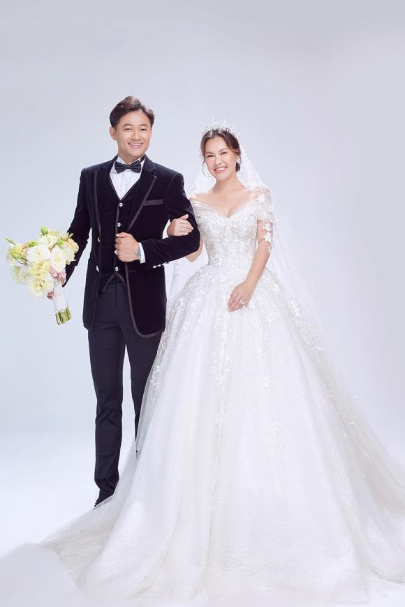 Quý Bình, nam diễn viên, ảnh cưới,
