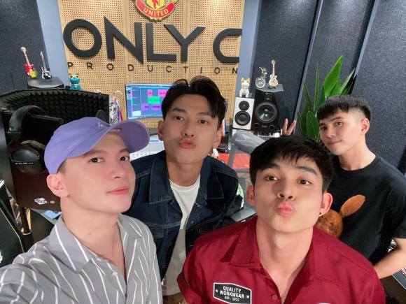 nhóm nhạc 365, Isaac, Jun Phạm, Will, S.T Sơn Thạch, Ngô Thanh Vân