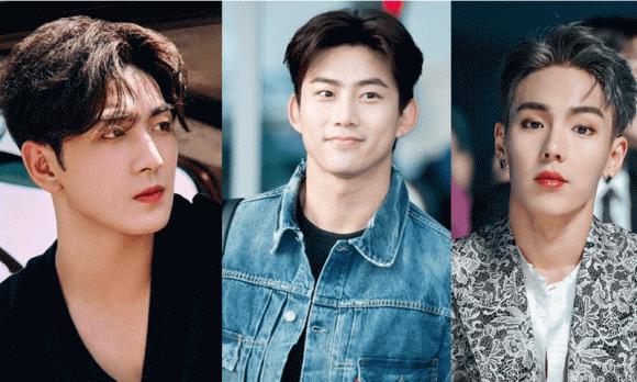 Cha Eun Woo, Park Seo Joon, Kim Soo Hyun, Lee Jun Ki